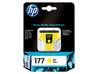 Картридж HP C8773HE Ink/№177/yellow/13 мл