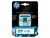 Картридж HP C8774HE Ink/№177/light cyan/13 мл