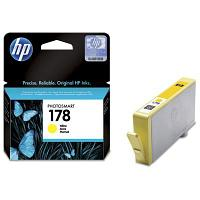 Картридж HP CB320HE Desk jet/№178/yellow/ ml