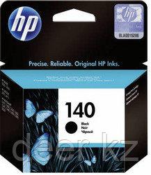 Картридж HP CB335HE Desk jet/№140/black/15 ml