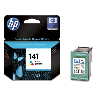 Картридж HP CB337HE Ink/№141/tri-colour/3,5 ml