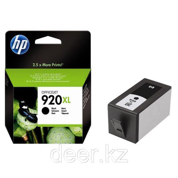 Картридж HP CD975AE#BGX Desk jet/№920/black/49 ml