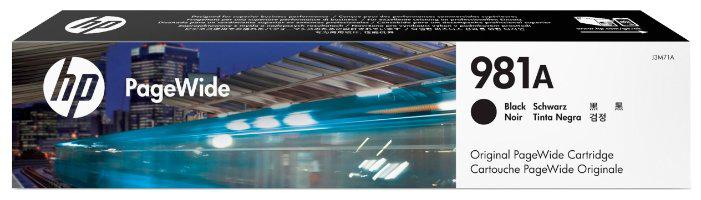 Картридж HP J3M71A Ink/№981/black/