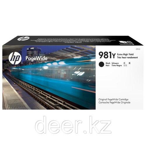 Картридж HP L0R16A Ink/№981/black