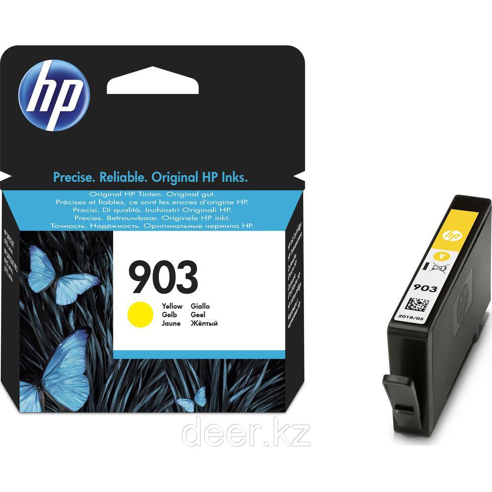 Картридж HP T6L95AE#BGX Ink/№903/yellow/8,7 мл/