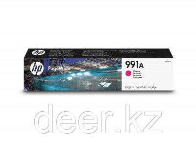 Картридж HP M0J78AE lnk solid/№991/magenta