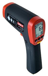 Термометр инфракрасный (пирометр)  UNI-T UT303B (-32°С  +850°С) . Внесён в реестр РК