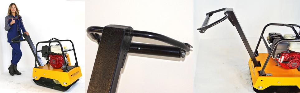 Виброплита VS-309 - фото 2