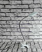 Светодиодная настольная лампа на прищепке, фото 1