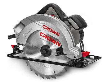 Дисковая пила CROWN СТ 15188-185