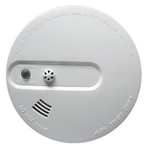 Детектор дыма беспроводной, модель Smoke100 temp