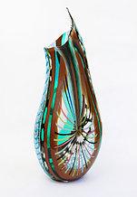 Изделия из муранского стекла. Вазы, предметы интерьера. Компания Furlan. Италия