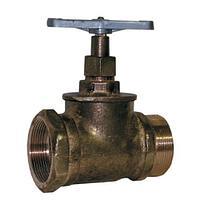 Вентиль КПЛП50-1 (муфта-цапка)