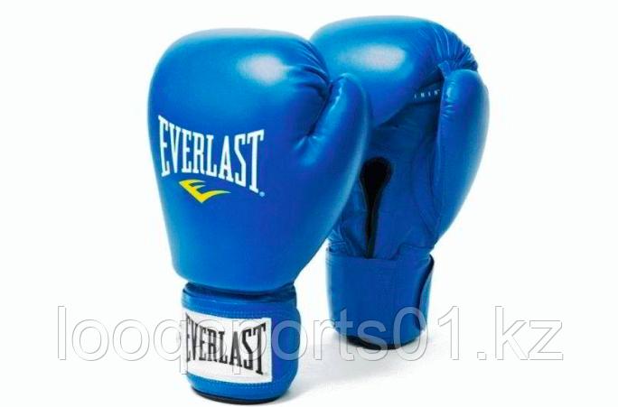 Боксёрские перчатки взрослые кожаные (14, 16)