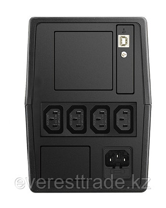 ИБП Delta VX1000 Линейно-интерактивный ИБП 1000 ВА/ 600 Вт, фото 2