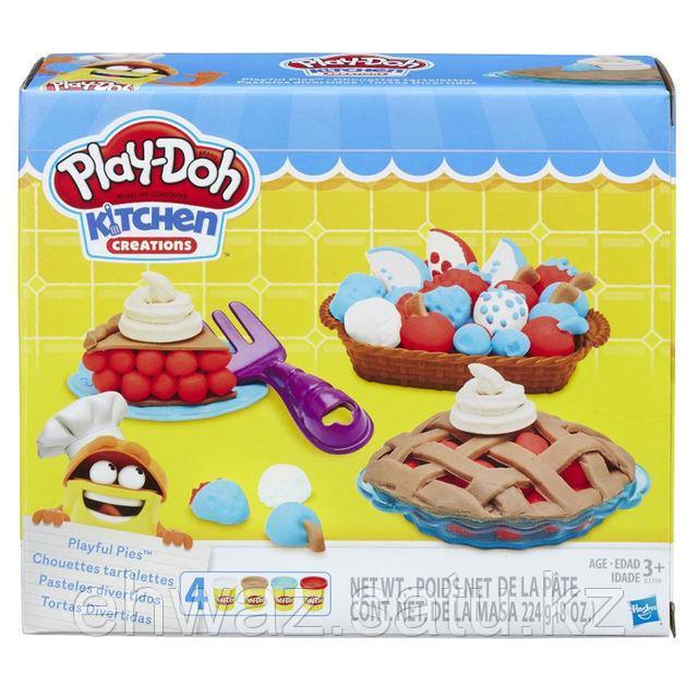 Игровой набор пластилина Play-Doh Цифры и числа