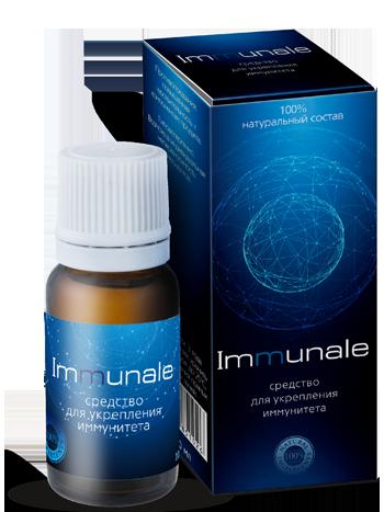 Immunale (Иммунеле) - капли для укрепления иммунитета