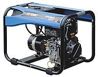 Дизельная генераторная установка DIESEL 4000E XL C