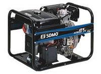 Дизельная генераторная установка DIESEL DX 6000E XL C