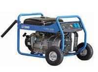 Бензиновые генераторные установки SDMO OPEN TURBO 5000