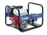 Бензиновая генераторная установка SDMO INTENS HX 4000