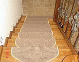 Коврики для лестниц Корато 27x75  розн, фото 3