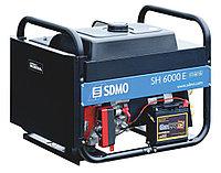 Генераторная установка SDMO TECHNIC SH 6000 E