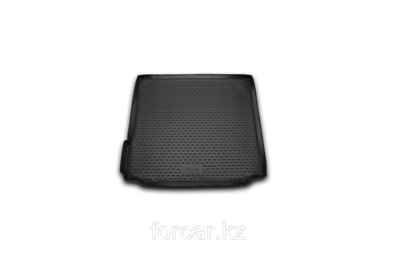 Коврик в багажник BMW X5 2013->, внед., (полиуретан)