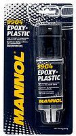 MANNOL EPOXY-PLASTIC (клей для пластмасс)