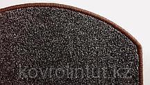 Коврики для лестниц Ангара коричневый26x70  в розницу