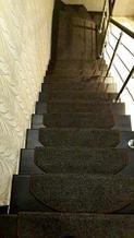 Коврики для лестниц Ангара коричневый28x85  в розницу