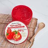 FarmStay Tomato Moisture Soothing Gel увлажняющий успокаивающий гель с экстрактом томата, 300 мл, фото 3