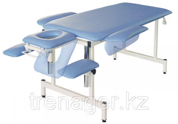 Стационарный массажный стол FysioTech STANDARD FIX (60 CM)