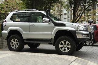 Шноркели Toyota