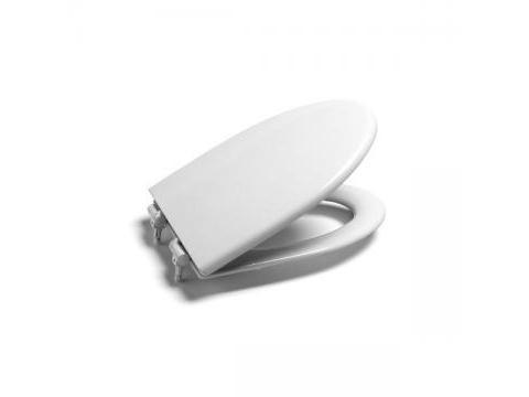 Сиденье для унитаза с крышкой Roca AMERICA  мягкое закрывание  7801492004
