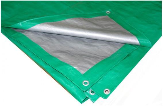 Тент тарпаулин 120 гр/м2 8х12 м