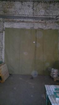 Завеса брезентовая ВО 2,5х6,9