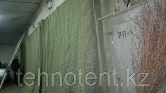 Завеса брезентовая СКПВ 3,4х5,2