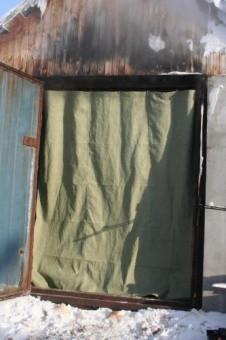 Завеса брезентовая СКПВ 2,5х6,9
