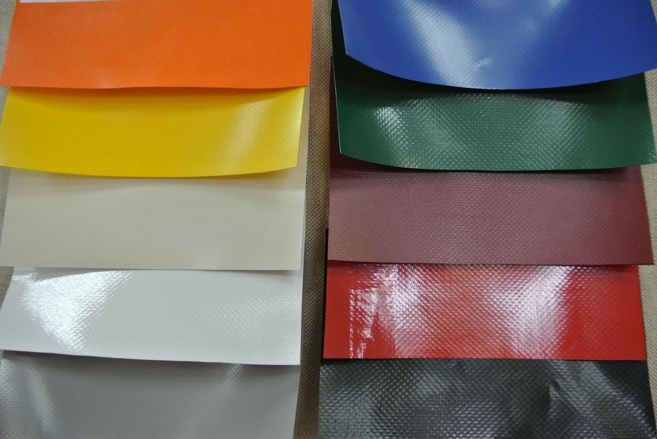 ПВХ ткань (материал), 650 г/м2, на отрез