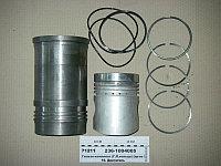 Гильза поршень (кольца) (С/О) ЯМЗ 236-1004005