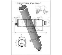 Г/цилиндр опорыЦГ-125.100х600.55 (КС-55713-1К.31.200)