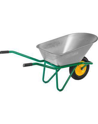 GRINDA тачка строительная одноколесная, 200 кг, 90 л, фото 2