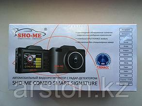 Радар-детектор с видеорегистратором SHO-ME COMBO SMART SIGNATURE, фото 2