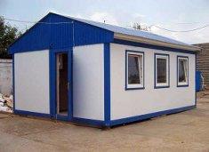 Модульные здания,офисно-бытовые контейнеры для строительства офиса,магазина,школы