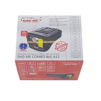 Sho-me combo 5 A12 видеоренистратор+антирадар 3 в 1, фото 1