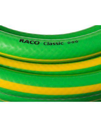 "Шланг RACO CLASSIC поливочный, 20атм., армированный, 3-х слойный, 3/4""х25м, фото 2"