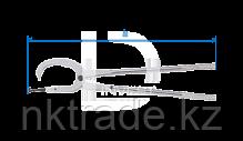 Клещи для снятия пружин тормоз.колодок (барабан) 9BC124