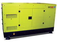 Дизель-генератор GENPOWER GNT25 (в кожухе, выходная мощность ДГУ 23-25кВА, 18.4-20кВт, АВР(Автоматический ввод