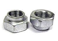 Гайка М18х1,5 ступицы ВАЗ 2101 левого колеса (без точки) 1004044871